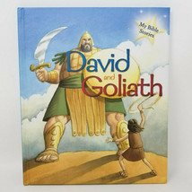 David and Goliath - My Bible Stories - Hardcover Childrens Book - $9.46