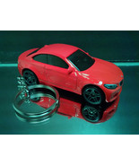 Red 2016 BMW M2 Coupe Key Chain Ring - $14.24