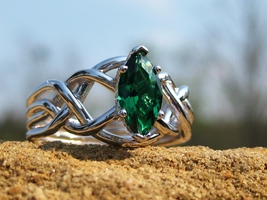 Haunted Distance Healing ring of Archangel Raphael Heal yourself and others - $33.00