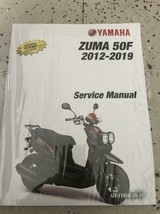2012 2013 2014 2017 2019 YAMAHA YW50FB ZUMA SCOOTER Repair Service Shop ... - $145.79