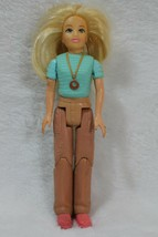 Loving Family Dream Dollhouse Big Sister 2006 Teen Cowgirl Doll  - $14.84