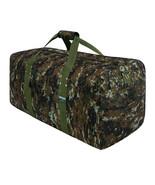 42 Inch Square Cargo Sports Bag GREEN Camo ACU Duffel Huge Jumbo Duffelb... - $29.69