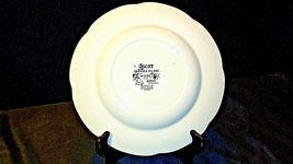 Ascot Service Plate by Wood and Sons  AA20- CP2238 Vintage image 6