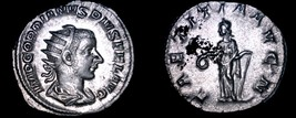238-244AD Roman Imperial Gordian III AR-22 Antoninianus Coin - RIC-86 - ... - $124.99