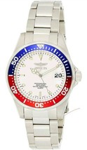 Invicta Men's Watch Pro Diver White Dial Stainless Steel Bracelet 8933 $275 MSRP - $89.10