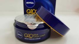 Nivea Visage Anti-Wrinkle Q10Plus Night Cream 50ml #Free Shipping# Germany Made - $11.83