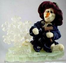 "Boyds  Wee Folkstone SnowPeople ""Flakey"" #36504 - NIB- 1998- Retired - $19.99"