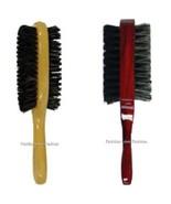1 Piece 2-Sided Soft/Hard Wave Wooden Bristles Brush NATURAL BOAR REINFO... - $4.40+