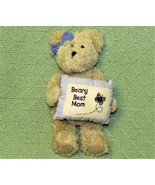 "BOYDS BEARY BEST MOM SUSIE B BEARLOVE 8"" TEDDY BEAR PLUSH TOY 2003 WITH ... - $14.85"