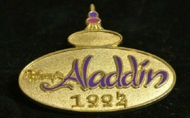 Disney Cast Lanyard Series Aladdin Marquee pin - $14.05