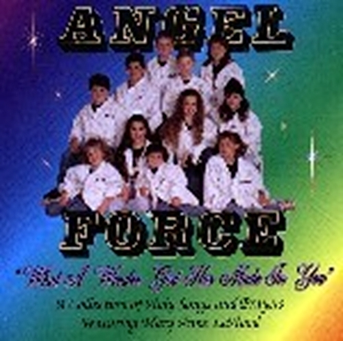 What a wonder god has made in you by angel force