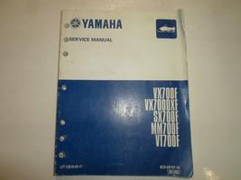2001 Yamaha VX700F VX700DXF SX700F MM700F VT700F Service Manuel Worn Bords Oem - $28.60
