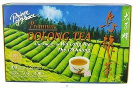 Prince of Peace Premium Oolong Tea 100 tea bags Pack of 3 - $34.03