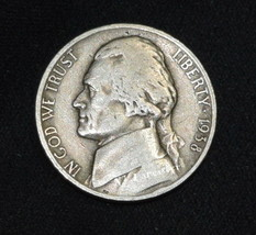 1938-D (Circulated) Jefferson Nickel Free Shipping! - $3.59