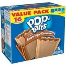 Kellogg's Pop-Tarts Value Pack, Brown Sugar Cinnamon Toaster Pastries, 1... - $18.95