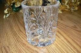 Unmarked Lovely Clear Glass Unique Tree Branch Cut Designed Old Fashion ... - $11.87