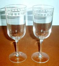 Kate Spade New York Pierpont Street Iced Beverage SET/2 Glasses Crystal ... - $48.90