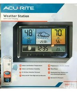 AcuRite - 02098 - Digital Weather Station Color Display Weather Clock - ... - $79.15