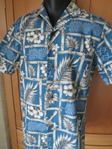 Hawaiian Tiki Aloha Beach Shirt. NWOT  Royal Creations.  Men's Small or ... - $23.76