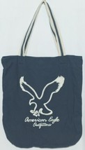 American Eagle Outfitters 7476 AE Everyday Tote Magnetic Closure Color Navy image 1
