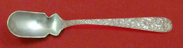 """Repousse by Kirk Sterling Silver Horseradish Scoop Custom Made 5 3/4"""" - $65.55"""