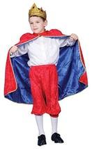 "NWOT Dress Up America Boys' Medium 8-10  Deluxe ""King David"" Costume Set - $26.72"