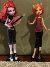 Monster High Wave 3 Toralei Stripe Operetta Dolls - $25.99