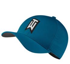 NEW NIKE [M/L] TW Tiger Woods AeroBill Classic99 Golf Cap-Green Abyss 89... - $69.18