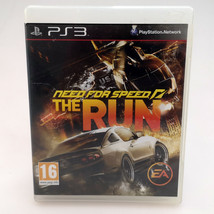 Need for Speed The Run | Sony PS3 Mint | Portuguese Cover but English Game - $13.36 CAD