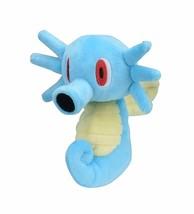 Pokemon Center Original Plush Doll Pokémon Fit Tattu Horsea Stuffed Toy - $44.88