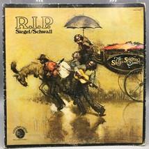 Vintage Siegel Schwall Band R.I.P. Record Album Vinyl LP - £7.31 GBP