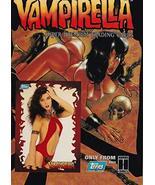Harris VAMPIRELLA Super Premium Topps Trading Cards 1994 Promo No Number - $8.81