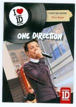 Louis Tomlinson trading card (One Direction 1D) 2013 Panini Take Me Home... - $4.00