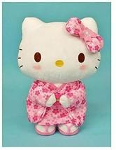 Sanrio Hello Kitty Sakura Kimono Plush Toy MSize - $101.27
