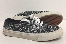 VANS Men 5 Women 6 Checker Kaleidoscope Low Top Shoes - $16.71