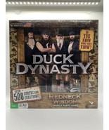 BRAND NEW SEALED Duck Dynasty Redneck Wisdom Board Game - $7.92