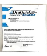Orasure OraQuick HIV-1 & HIV-2 Home Test Kit - FREE DISCREET SHIPPING - $19.75