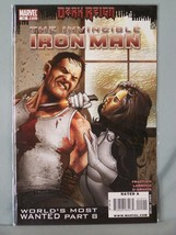 Marvel 15 Dark Reign The Invincible Iron Man part 8 Fraction Larroca D'A... - $2.53