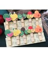 Mixed 30pcs Cute Clothespins holders,Paper Clip,Birthday Party Favor Dec... - $7.20