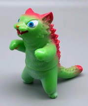 Max Toy Green and Red Negora image 1