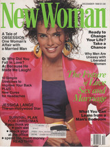 New Woman Magazine DECEMBER 1988 Ready to Change Your Life? Take a Chanc... - $2.50
