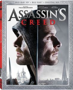 Assassin's Creed (2017) Blu-ray 3D/Digital