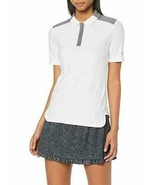 New Nike Golf Zonal Cooling Dri-Fit Womens Polo Shirt 929505-100 Size Me... - $35.00