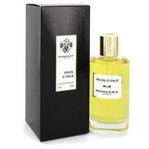 Mancera Soleil D'italie Eau De Parfum Spray (unisex) 4 Oz For Women  - $113.66