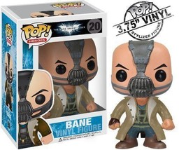 Funko Pop DC Heroes 20 Dark Knight Rises Bane NEW - $270.22