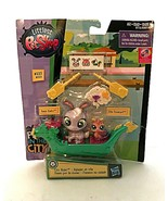 Hasbro Littlest Pet Shop Pets in the City #222 #223 New - $19.65