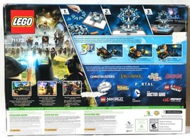 LEGO Dimensions Xbox 360 Starter Pack 71173 99.9% Complete Missing 1 Weapon - $19.59