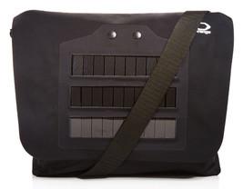 NEW UNISEX O-RANGE DAFNE SOLAR PANEL MADE IN ITALY WATERPROOF MESSENGER BAG - €110,26 EUR