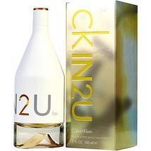 Ck In2U By Calvin Klein Edt Spray 5 Oz - $98.00