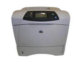 Hp Laser Jet 4200N Workgroup Laser Printer, 72k Pp Tested, Works - $113.85